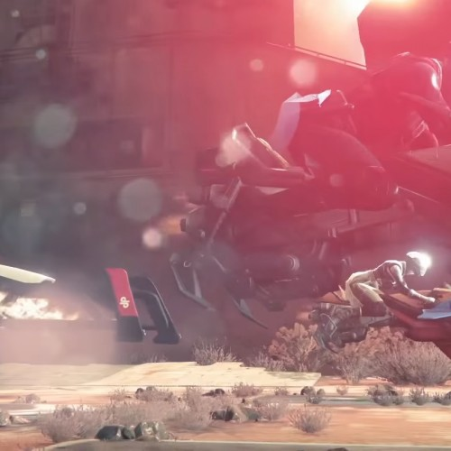 Destiny: Sparrow Racing begins December 8th