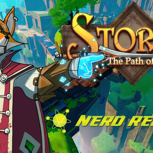 PSX 2015 – Stories: The Path of Destinies is an action-RPG with storybook charm
