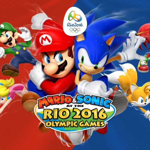 Mario & Sonic at the Rio 2016 Olympic Games coming to Nintendo 3DS