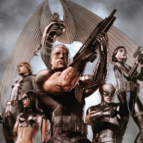 Is this the possible upcoming X-Force movie lineup?