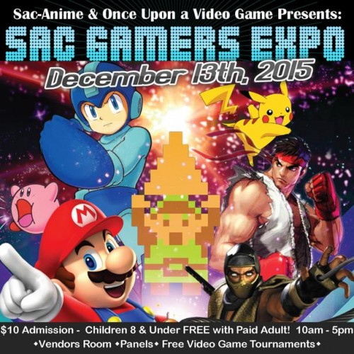 The top 5 toys at Sac Gamers Expo