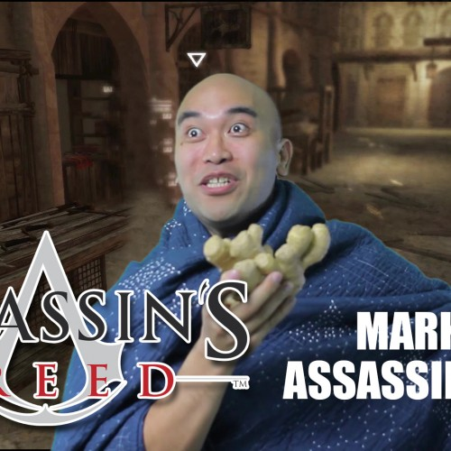 Shopping in the Assassin's Creed universe can be deadly (video)
