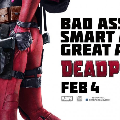 Deadpool shows off his trunk in new poster
