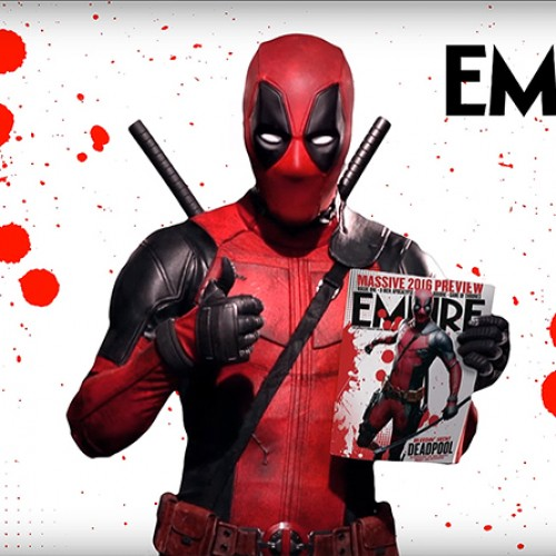 Deadpool's Empire cover photo and infomercial released