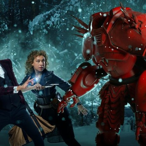 Doctor Who's Christmas Special 'The Husbands of River Song' trailer