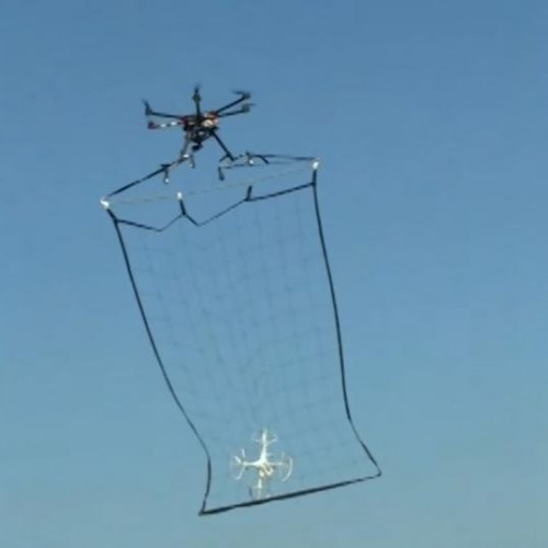 Drone police launching to clamp down on crime