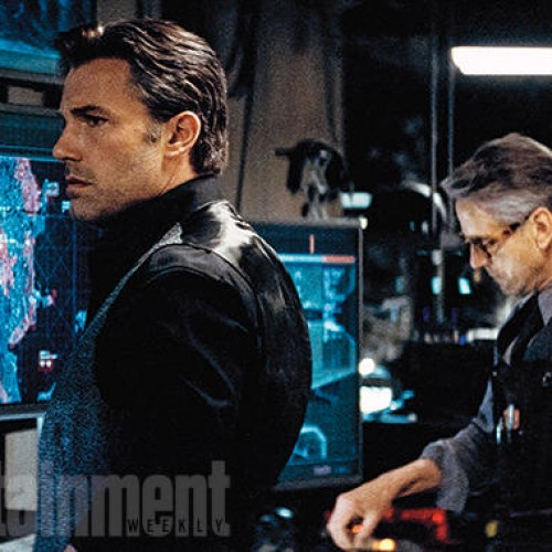 Photos of the Batcave released for Batman v Superman: Dawn of Justice