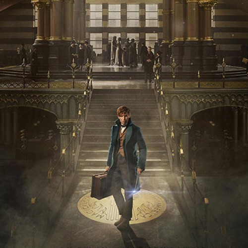 Warner Bros releases first trailer and poster for Fantastic Beasts and Where to Find Them