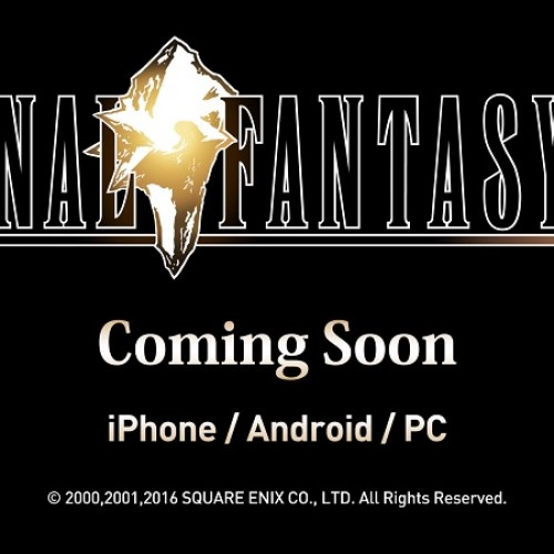 Final Fantasy IX heading to mobile and PC