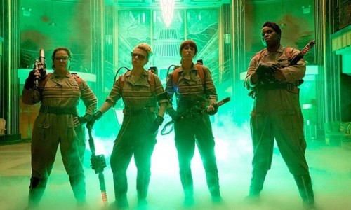 Sorry Ghostbusters reboot, but China doesn't want you