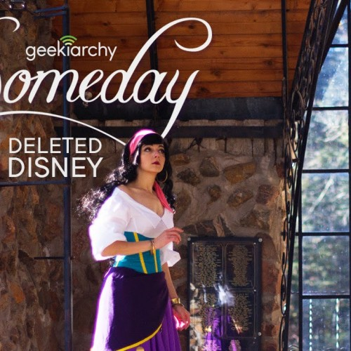 Disney's The Hunchback of Notre Dame deleted song gets a cover music video