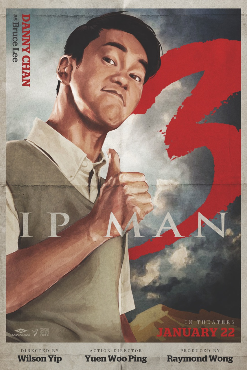 ip man 3 - DANNY