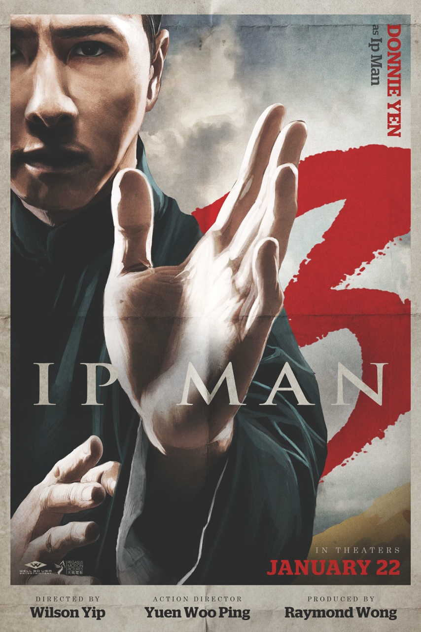 ip man 3 - Donnie