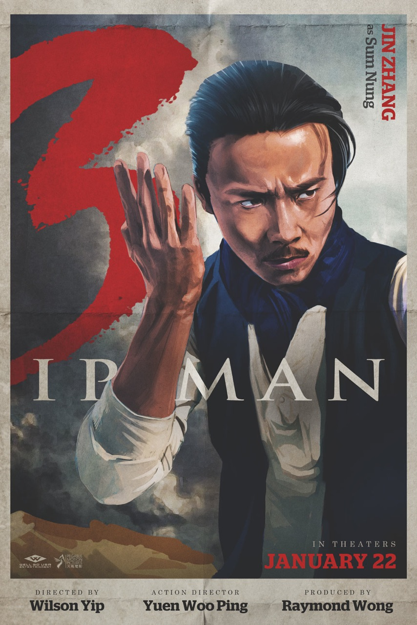ip man 3 - JIN