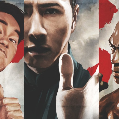 Ip Man 3 gets 6 new character posters including Mike Tyson and Danny Chan as Bruce Lee