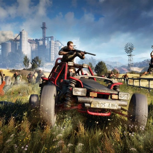 PSX 2015: Dying Light lead designer Maciej Binkowski on upcoming expansion, 'The Following'