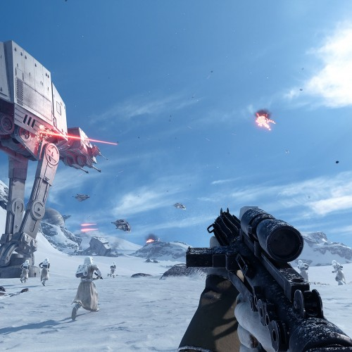 No 'The Force Awakens' content in the cards for Star Wars Battlefront