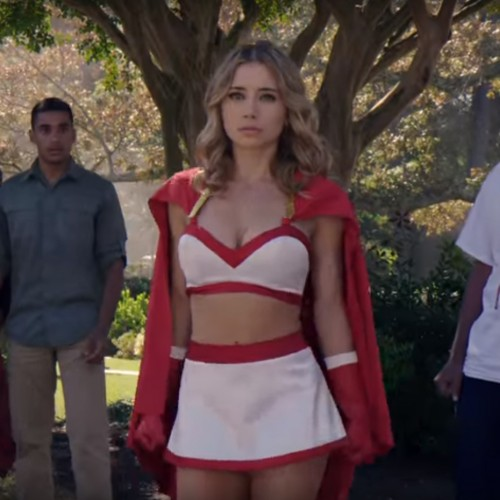Powers gets a trailer for season two