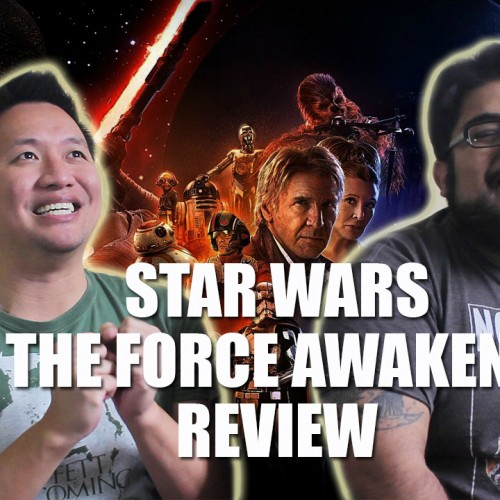 Star Wars: The Force Awakens video review (spoiler-free)
