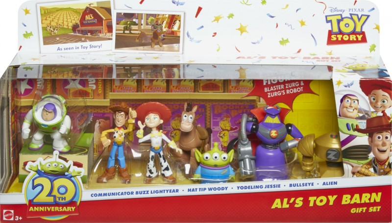 Celebrate the 20th Anniversary of Toy Story with these awesome toys ... 81ce5e27aa3