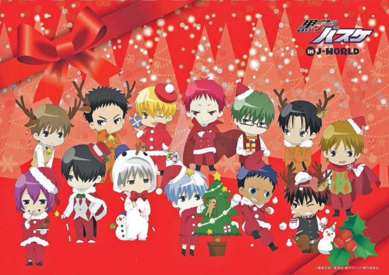 Christmas Anime.15 Anime Christmas Songs To Add To Your Songlist Nerd Reactor