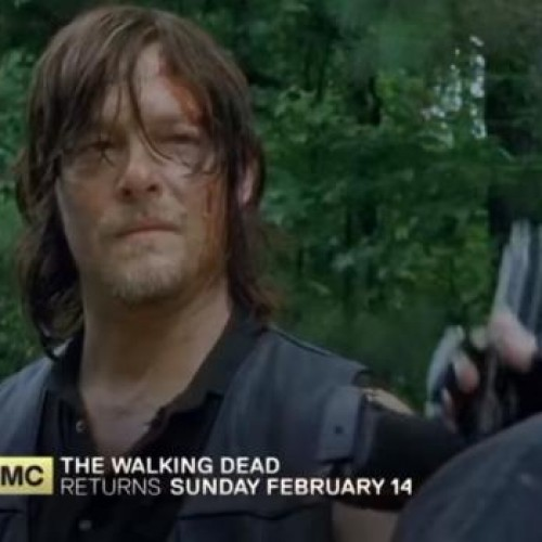The Walking Dead: Check out the first 4 minutes of the mid-season premiere