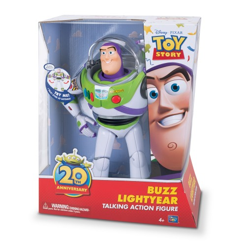 Celebrate the 20th Anniversary of Toy Story with these awesome toys!