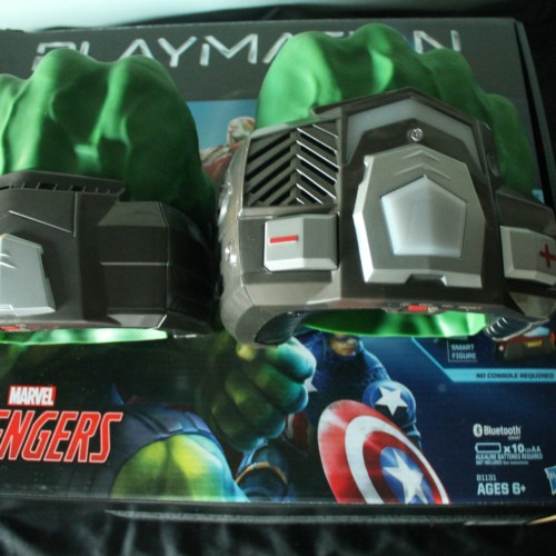 Review: Disney PlayMation's Gamma Gear is a smash!