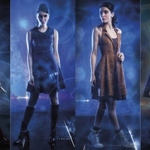 Doctor Who's Holiday collection is coming to a Hot Topic near you TODAY