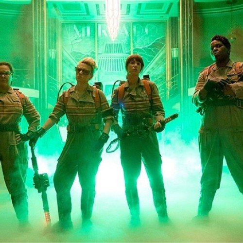 The new Ghostbusters trailer is now out!