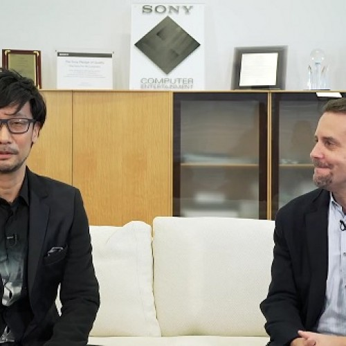 Sony confirms Hideo Kojima is working on a PlayStation 4 exclusive title
