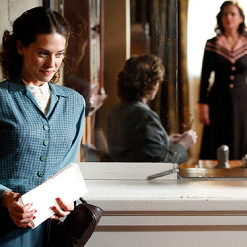 Angie's back for Agent Carter season two, but not how we'd hoped