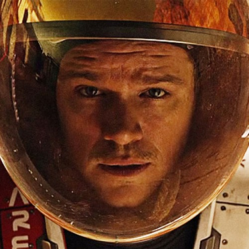 The Martian's perplexing Golden Globe nomination