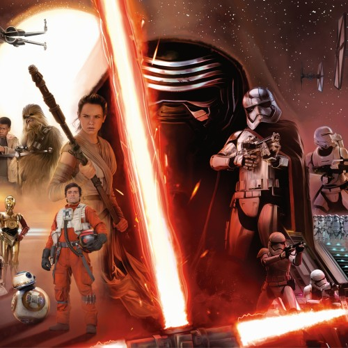There is no end-credits scene for Star Wars: The Force Awakens