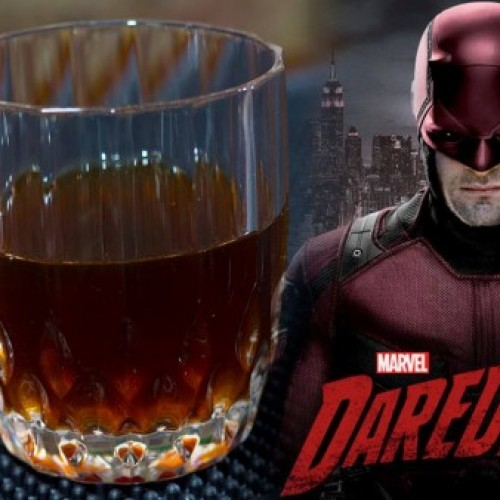 Matt Murdock's Drink Without Fear will make a blind man see