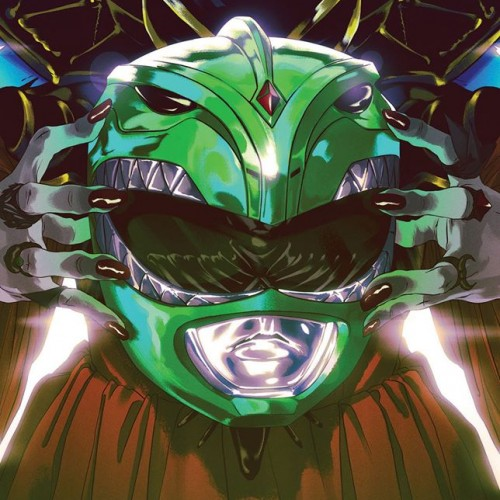 Mighty Morphin Power Rangers #0 comic getting second print featuring Rita