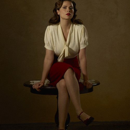 Fifty photos from the Agent Carter season two premiere