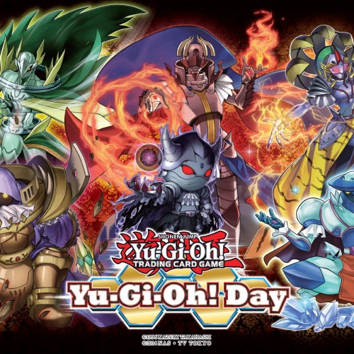 Yu-Gi-Oh! Day is happening this weekend