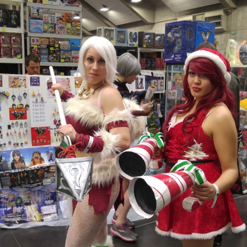 SacAnime 2016: Day one cosplay gallery