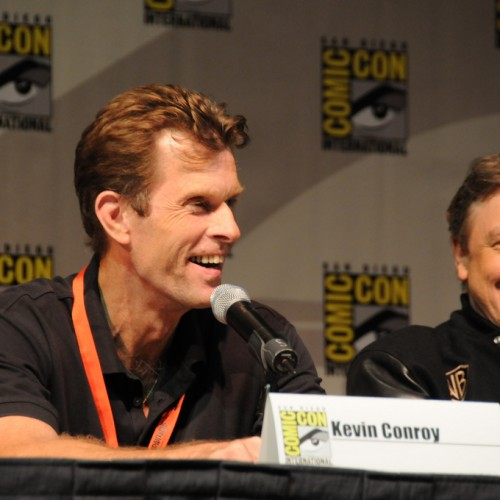 Kevin Conroy and Mark Hamill reuniting on The Killing Joke?