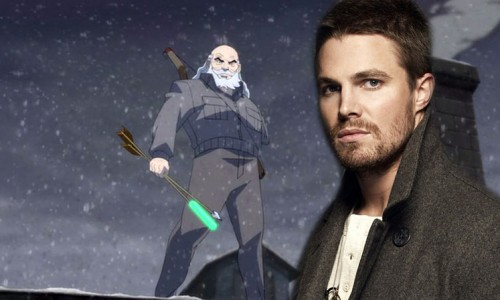 Green Arrow to appear in Legends of Tomorrow with full goatee and missing arm