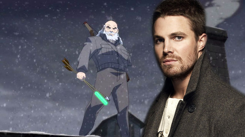 Arrow Legends of Tomorrow