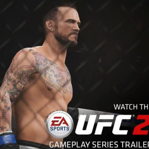 EA Sports UFC 2 Gameplay Series (video)