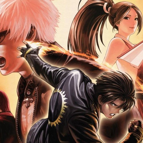 A King of Fighters anime series and live-action drama are in development