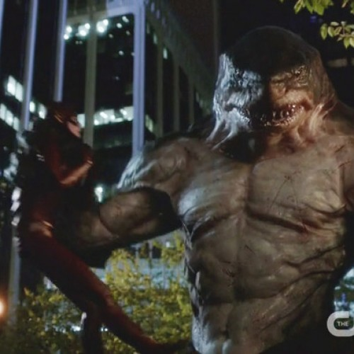 King Shark will return in The Flash