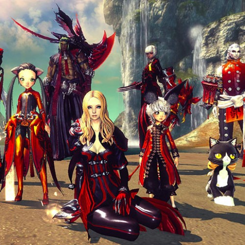 Blade & Soul has come (first impressions)