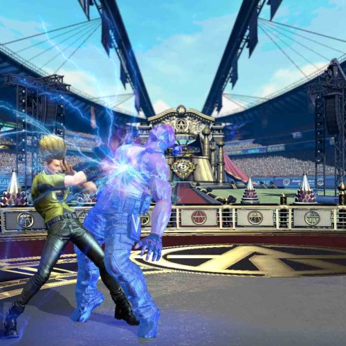 New King of Fighters XIV trailer shows Benimaru, K and Robert in action