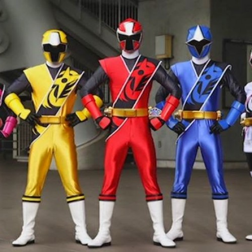 Power Rangers Ninja Steel coming in 2017