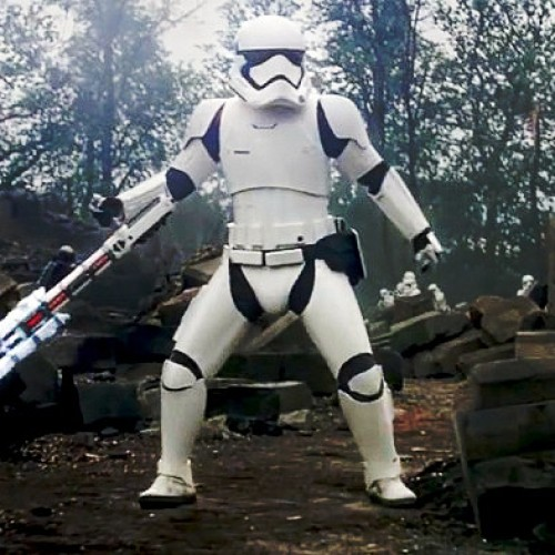 Stormtrooper TR-8R's backstory revealed