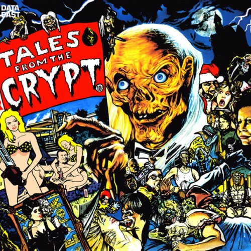 M. Night Shyamalan is rebooting Tales from the Crypt! What a tweest!
